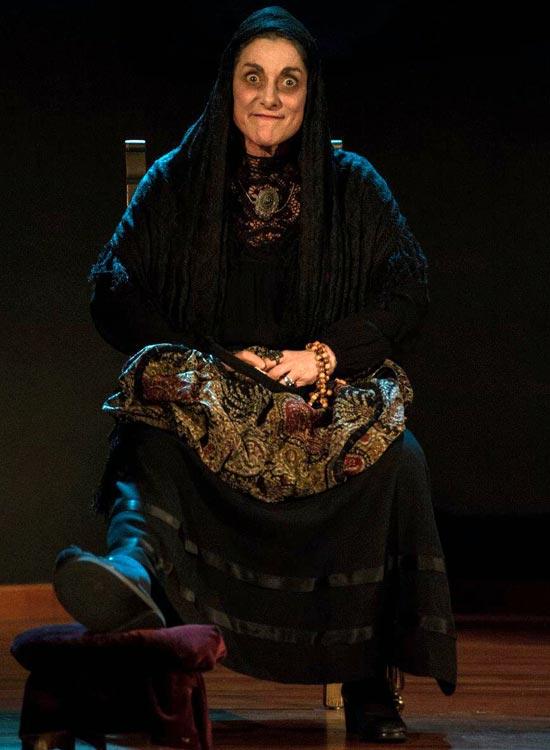 Marisa Miritello | Attrice di Teatro